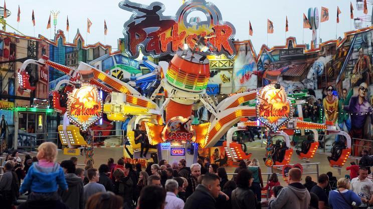 Фестиваль в Германии Бремен
