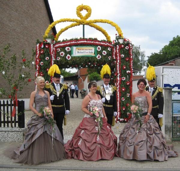 Праздник Стрелков в Германии