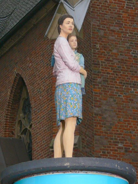 Туризм и отдых в Германии, путешествие по Дюссельдорфу