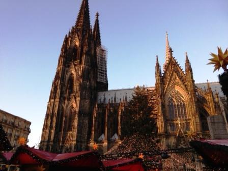 Кельнский собор - путешествие по Германии