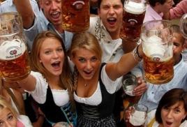 Германия дала старт пивным фестивалям