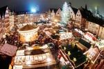 Этот вкусный запах на немецких рождественских базарах